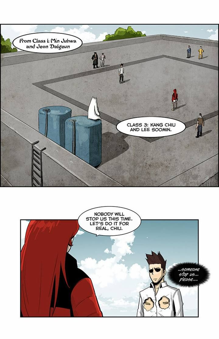 Special Martial Arts Extreme Hell Private High School 31 Page 2