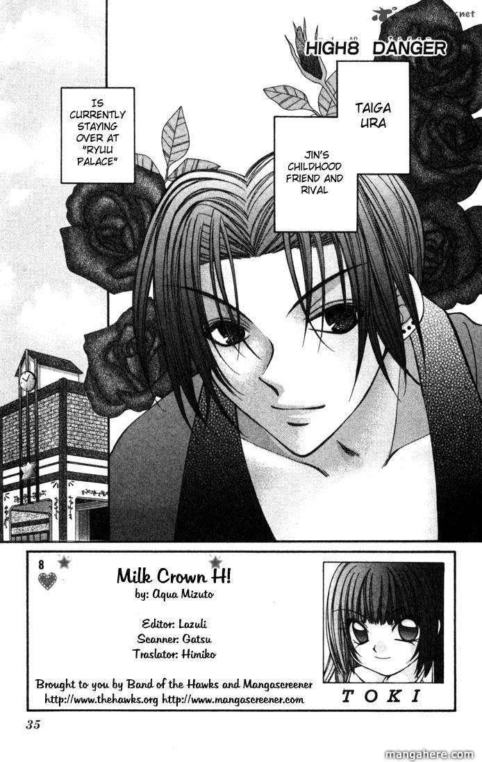 Milk Crown H 8 Page 1