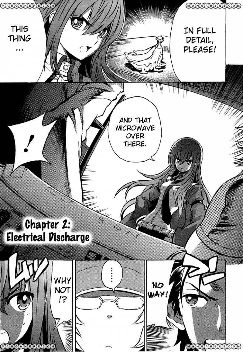Steinsgate Shijou Saikyou No Slight Fever 2 Page 1