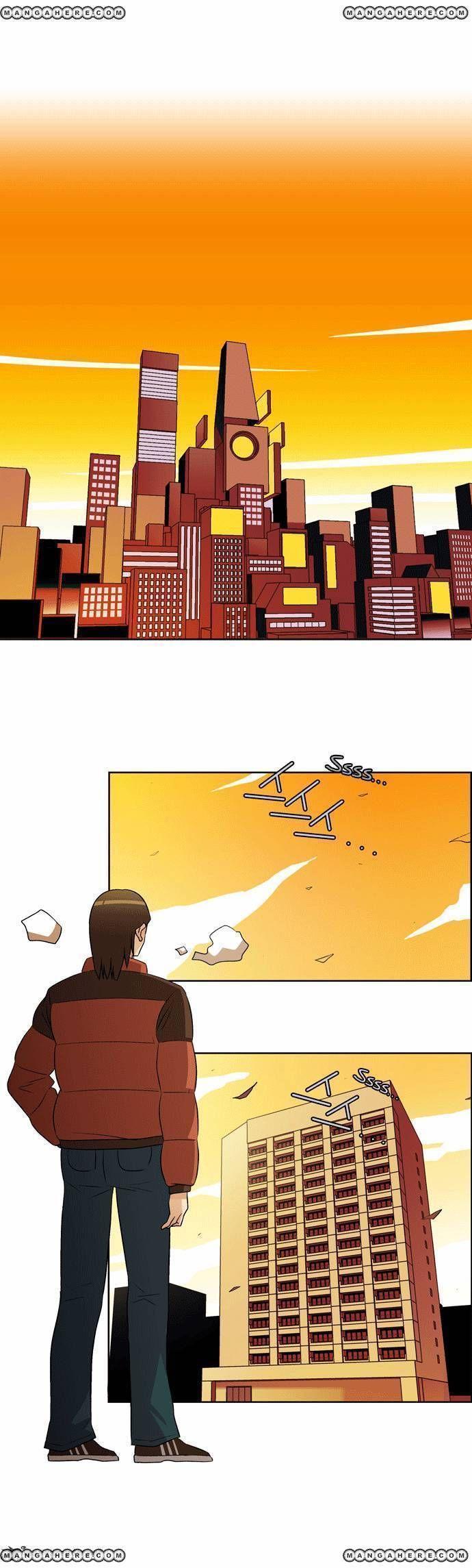 City of Dead Sorcerer 7 Page 1