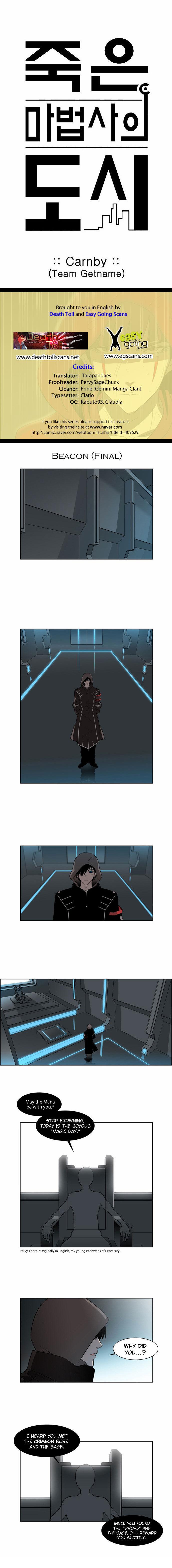 City of Dead Sorcerer 44 Page 2