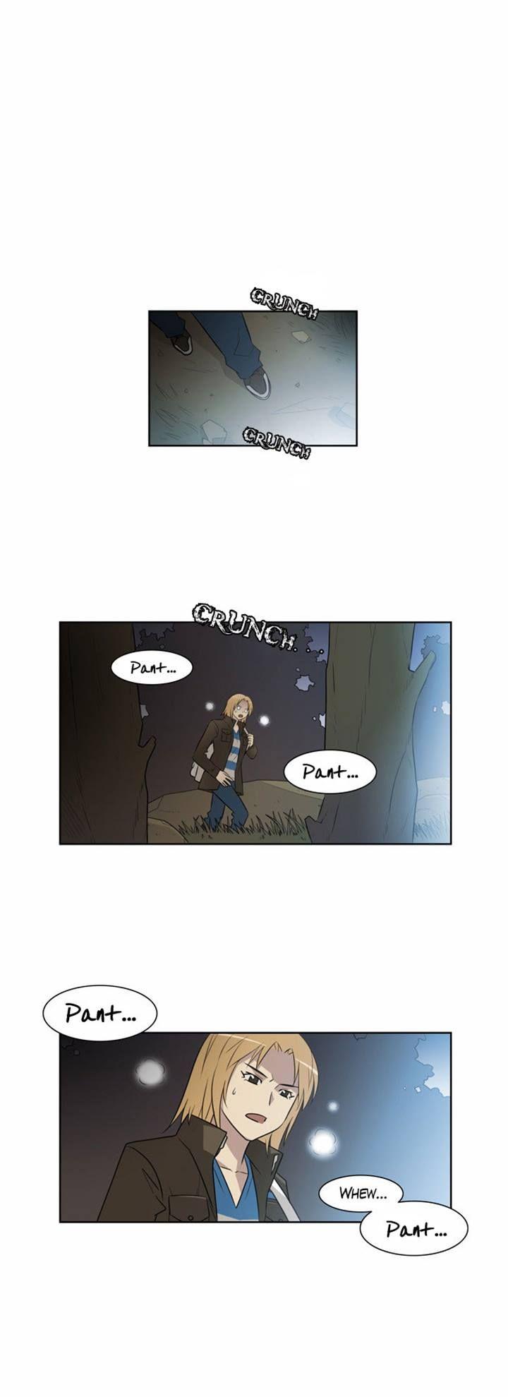 City of Dead Sorcerer 48 Page 1