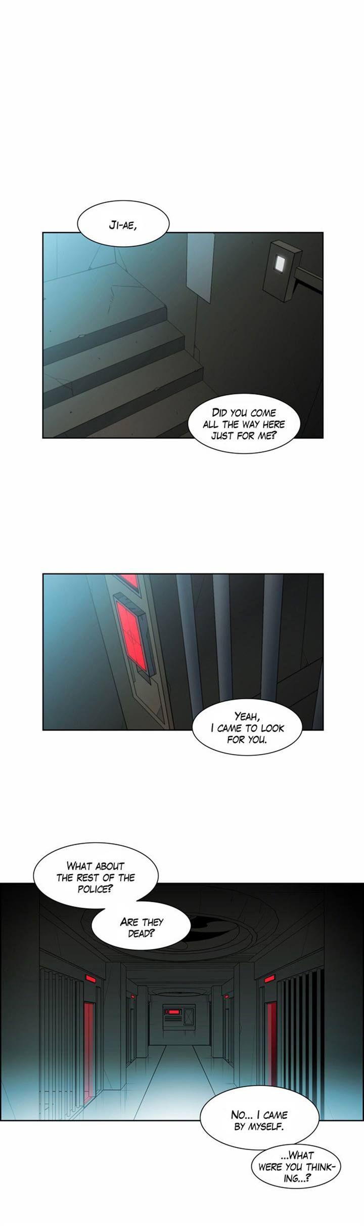 City of Dead Sorcerer 50 Page 1