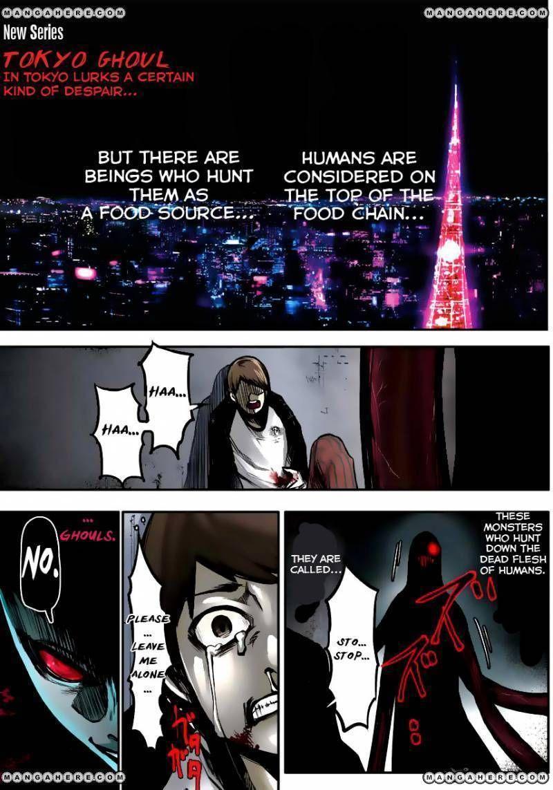 Toukyou Kushu 1 Page 1