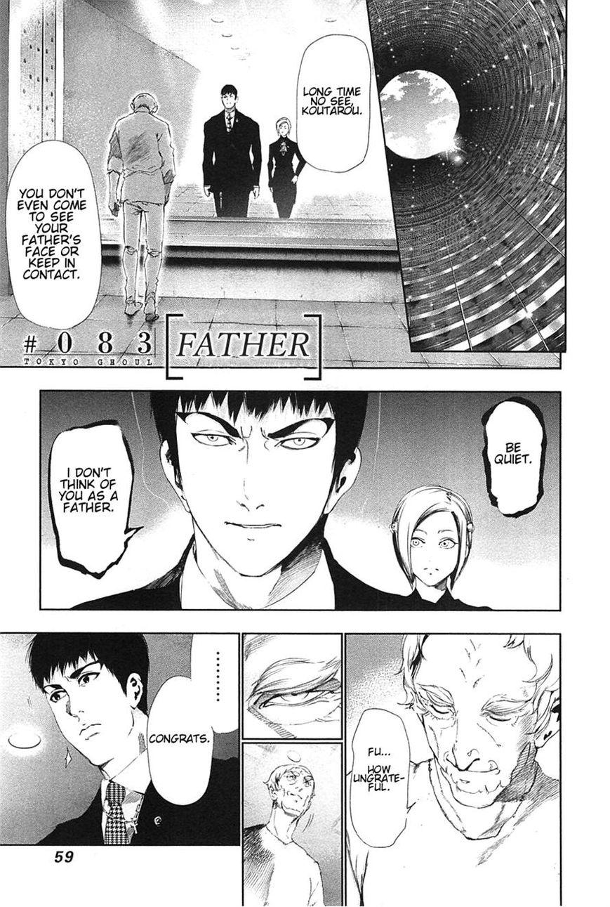 Toukyou Kushu 83 Page 1