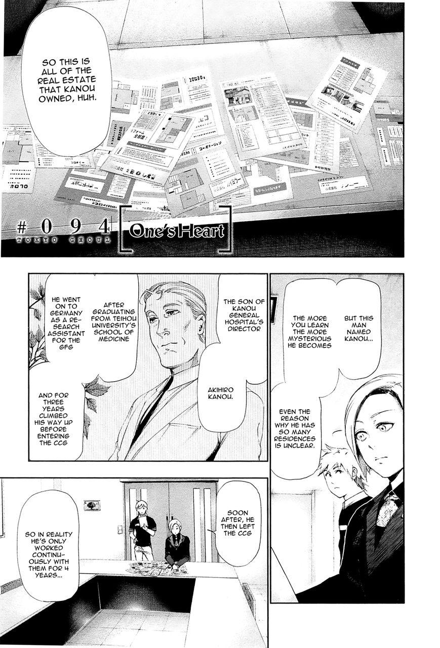 Toukyou Kushu 94 Page 1