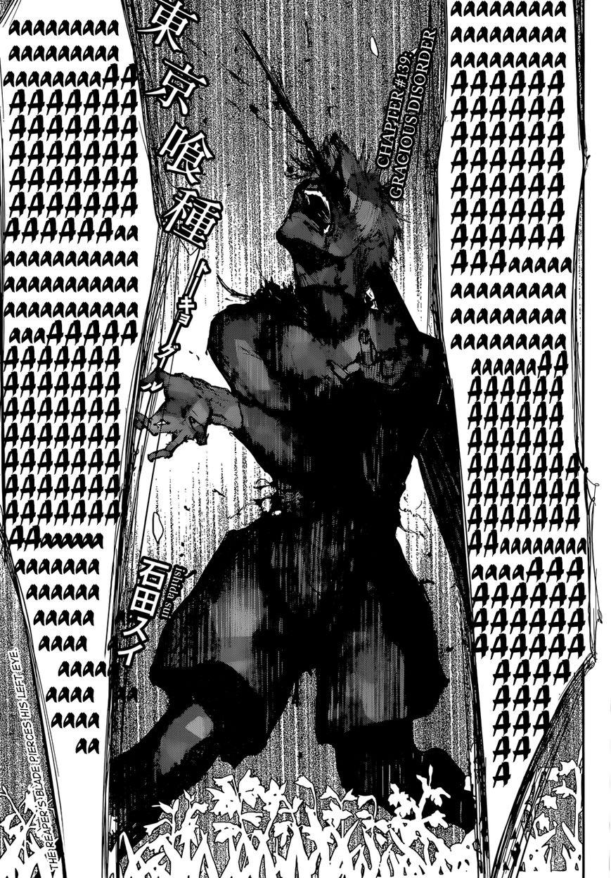 Toukyou Kushu 139 Page 1