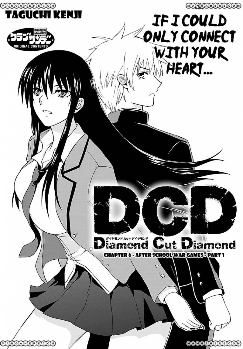 Diamond Cut Diamond 6 Page 2