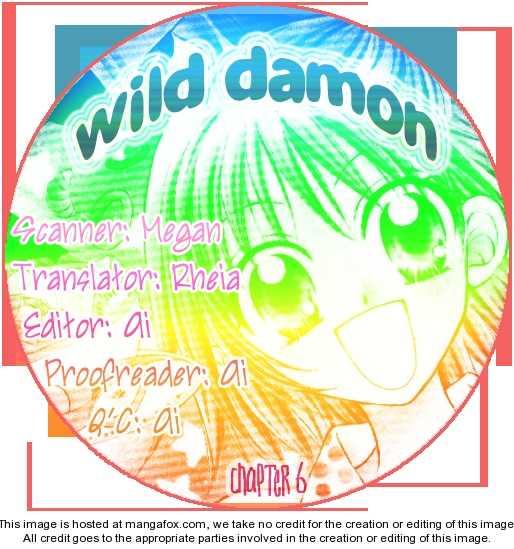Wild Damon 6 Page 1