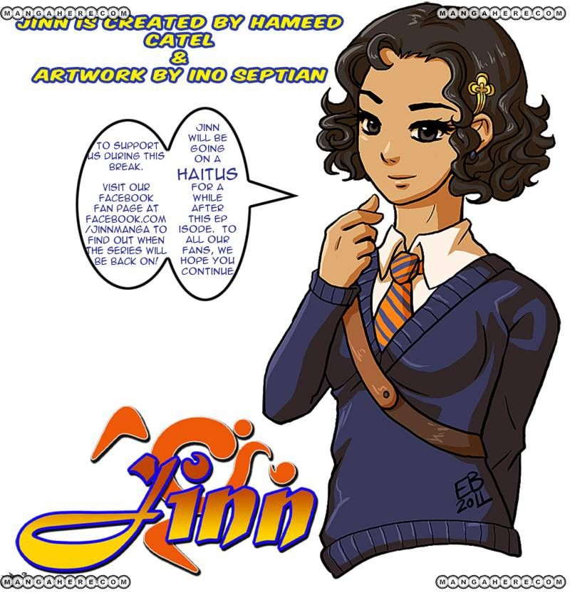 Jinn 4 Page 1