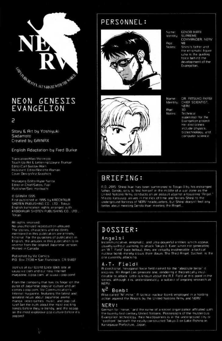 Neon Genesis Evangelion 2 Page 2