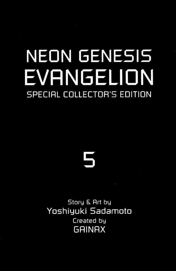 Neon Genesis Evangelion 5 Page 2