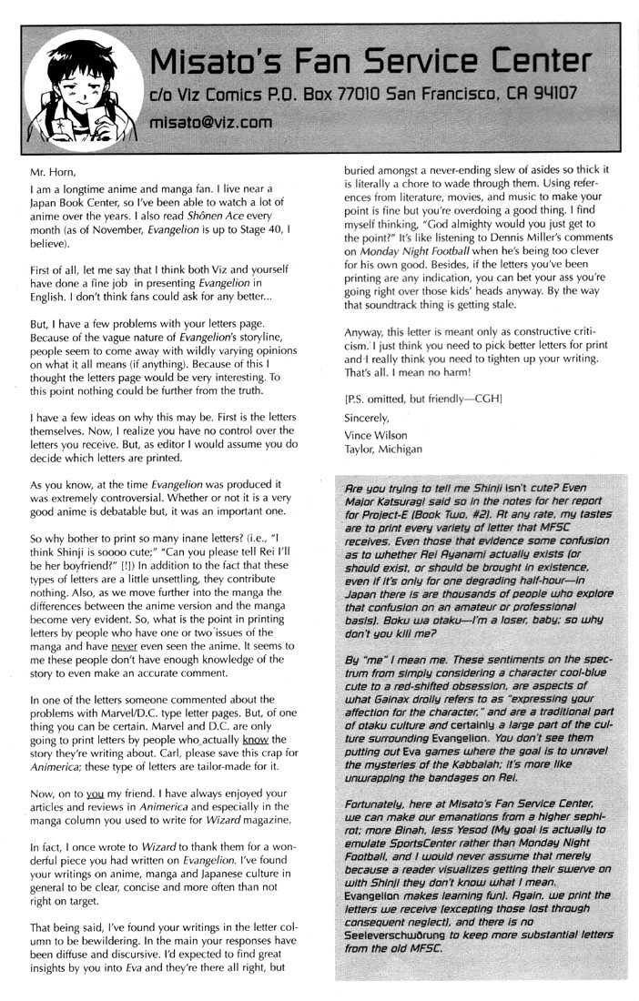 Neon Genesis Evangelion 31 Page 2