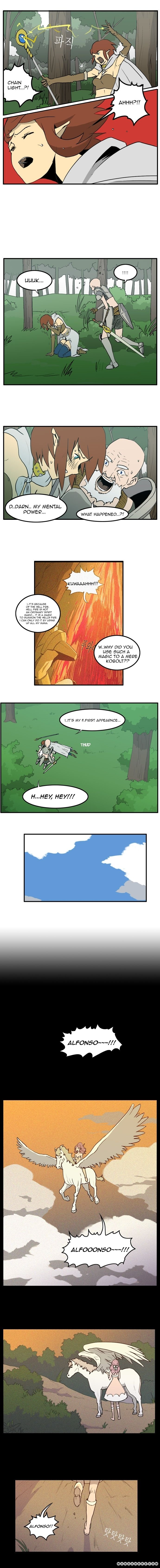 Dragon's Son Changsik 3 Page 4