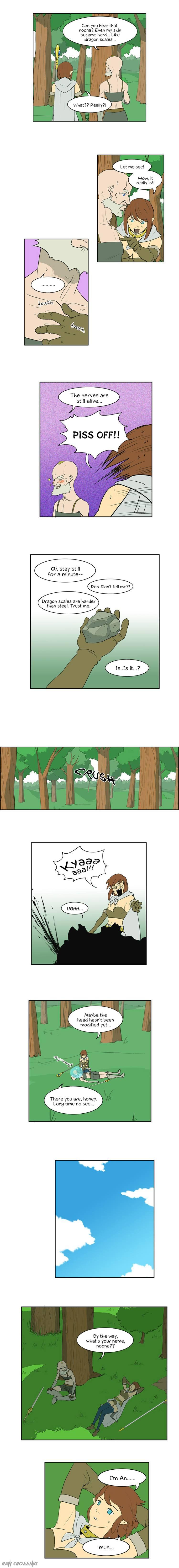 Dragon's Son Changsik 8 Page 3