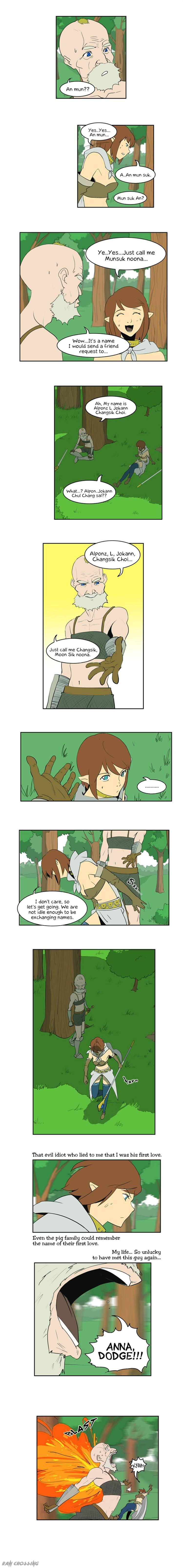 Dragon's Son Changsik 8 Page 4