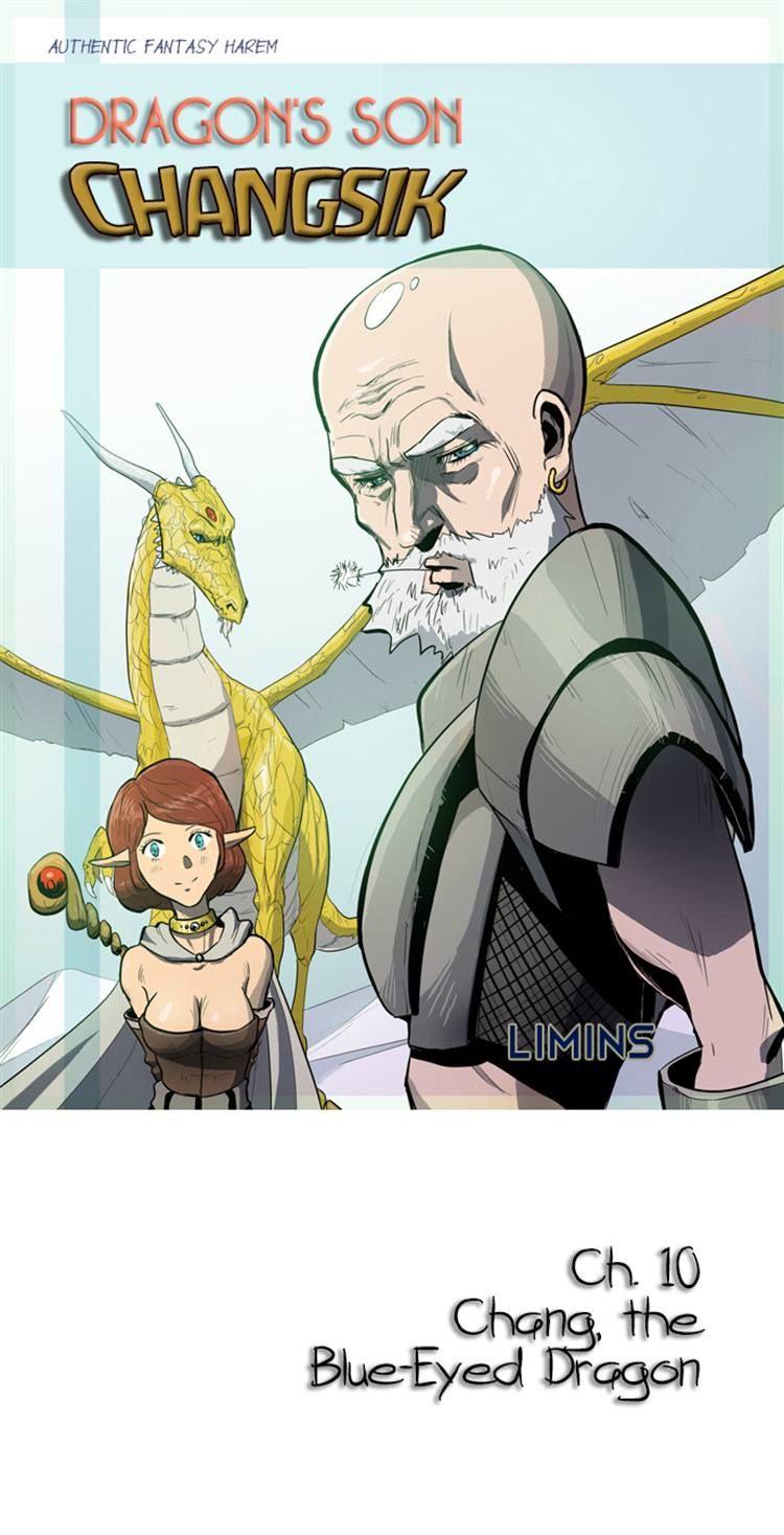 Dragon's Son Changsik 10 Page 1