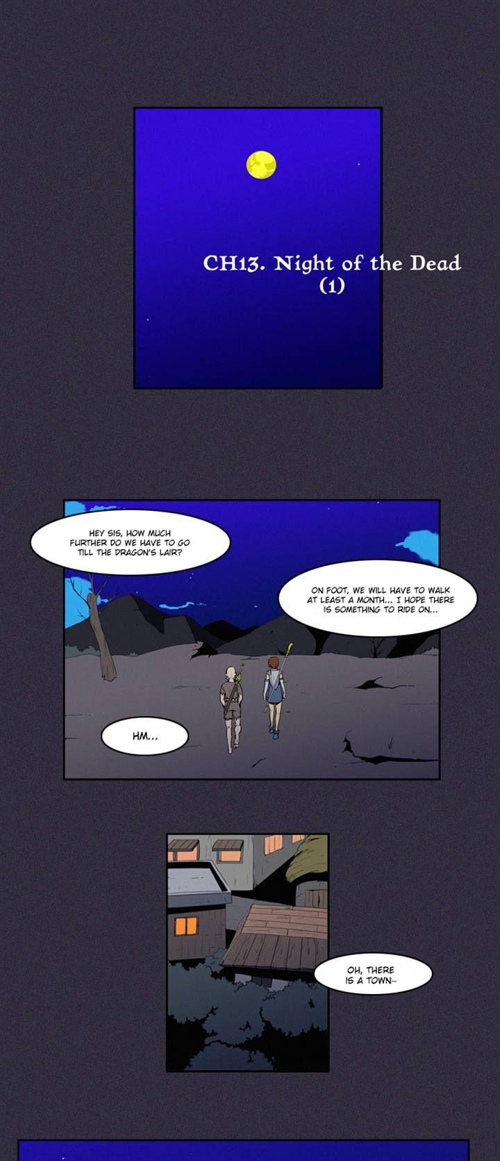 Dragon's Son Changsik 13 Page 1