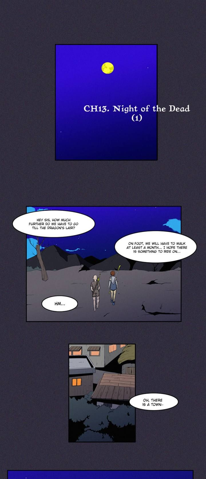 Dragon's Son Changsik 13 Page 1
