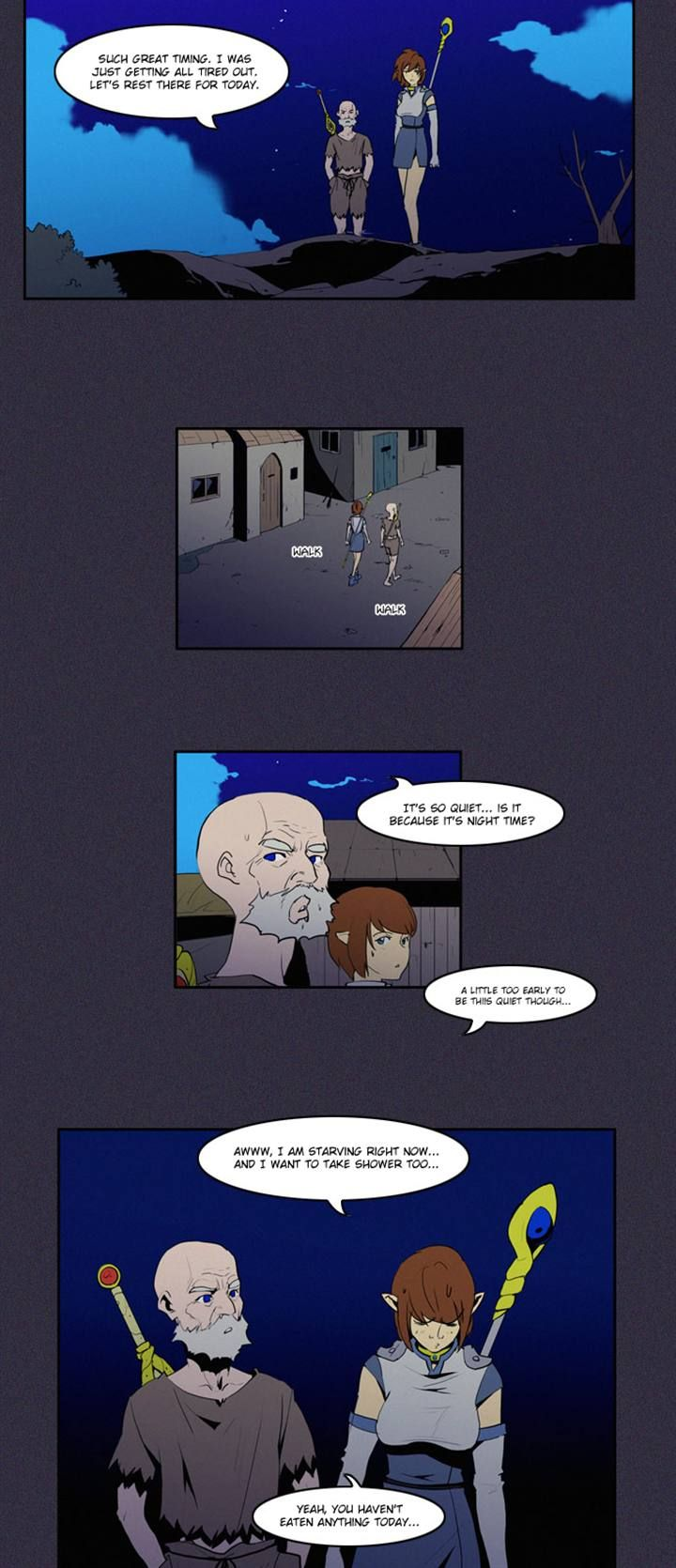 Dragon's Son Changsik 13 Page 2