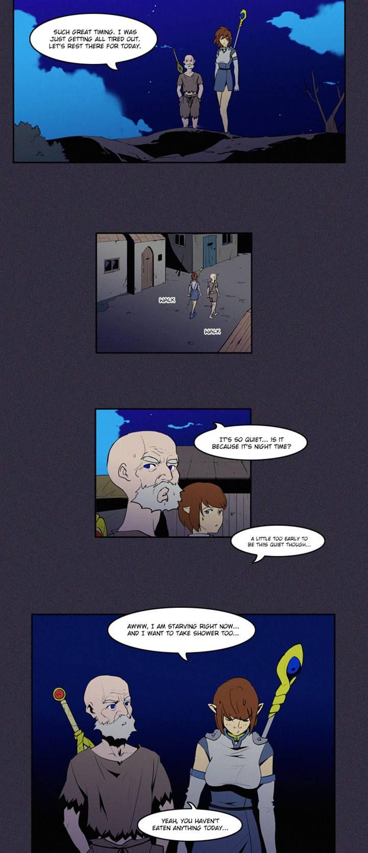 Dragon's Son Changsik 13 Page 2