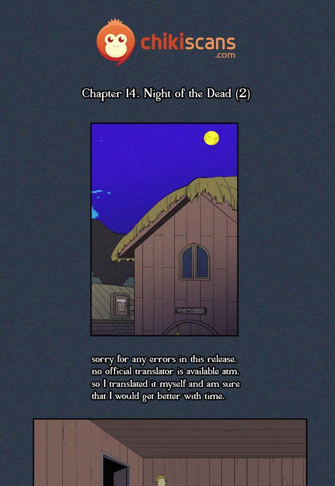 Dragon's Son Changsik 14 Page 2