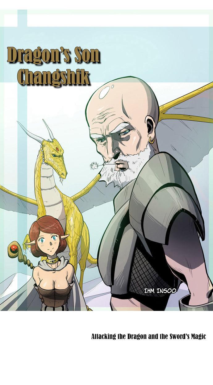 Dragon's Son Changsik 24 Page 2