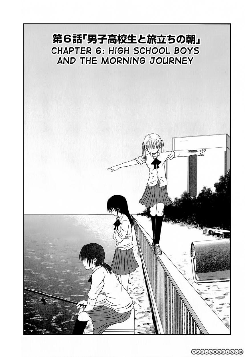 Danshi Koukousei no Nichijou 6 Page 2