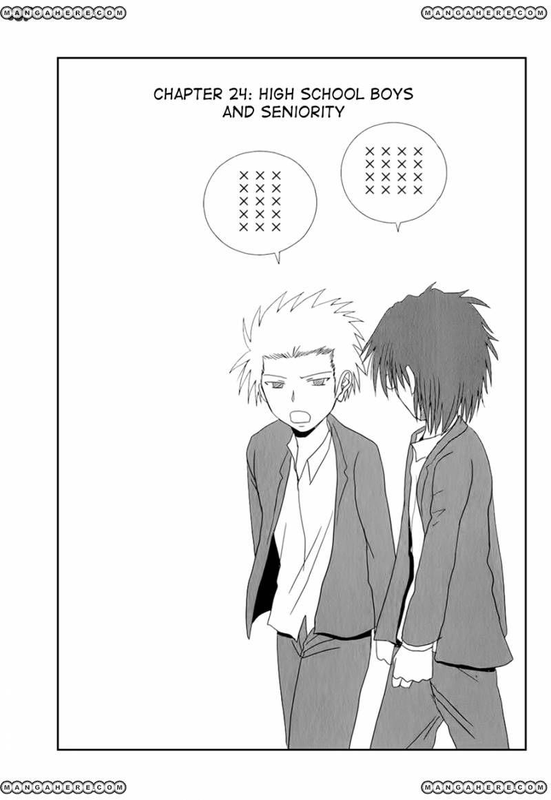 Danshi Koukousei no Nichijou 24 Page 3