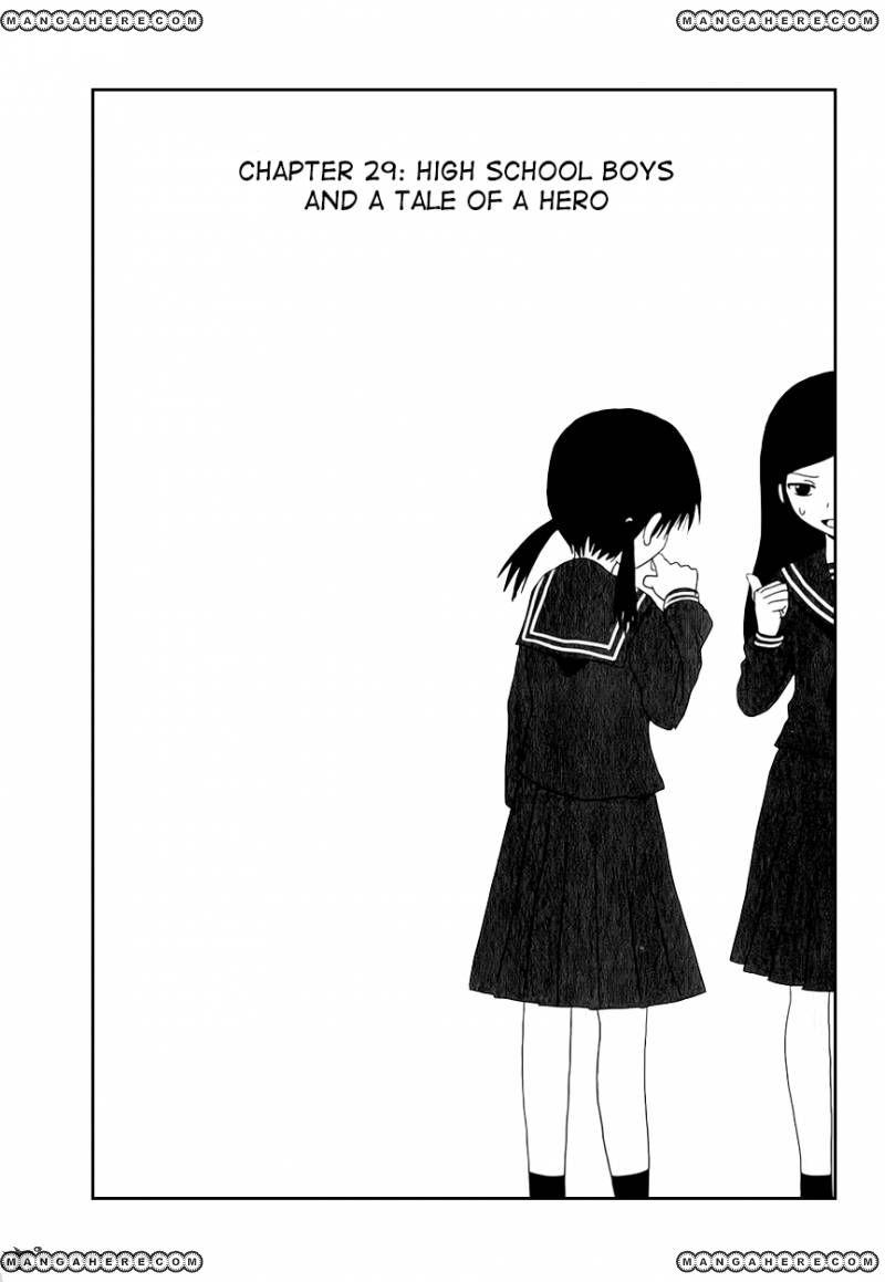 Danshi Koukousei no Nichijou 29 Page 3