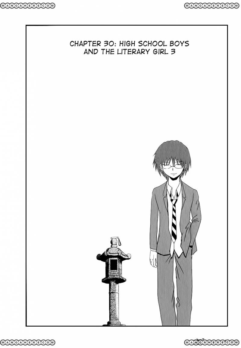 Danshi Koukousei no Nichijou 30 Page 3