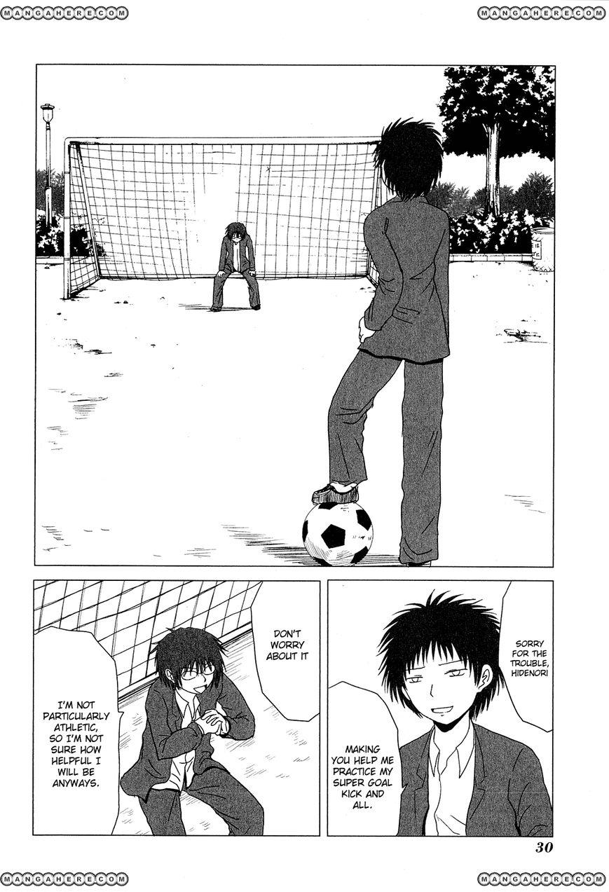 Danshi Koukousei no Nichijou 36 Page 2