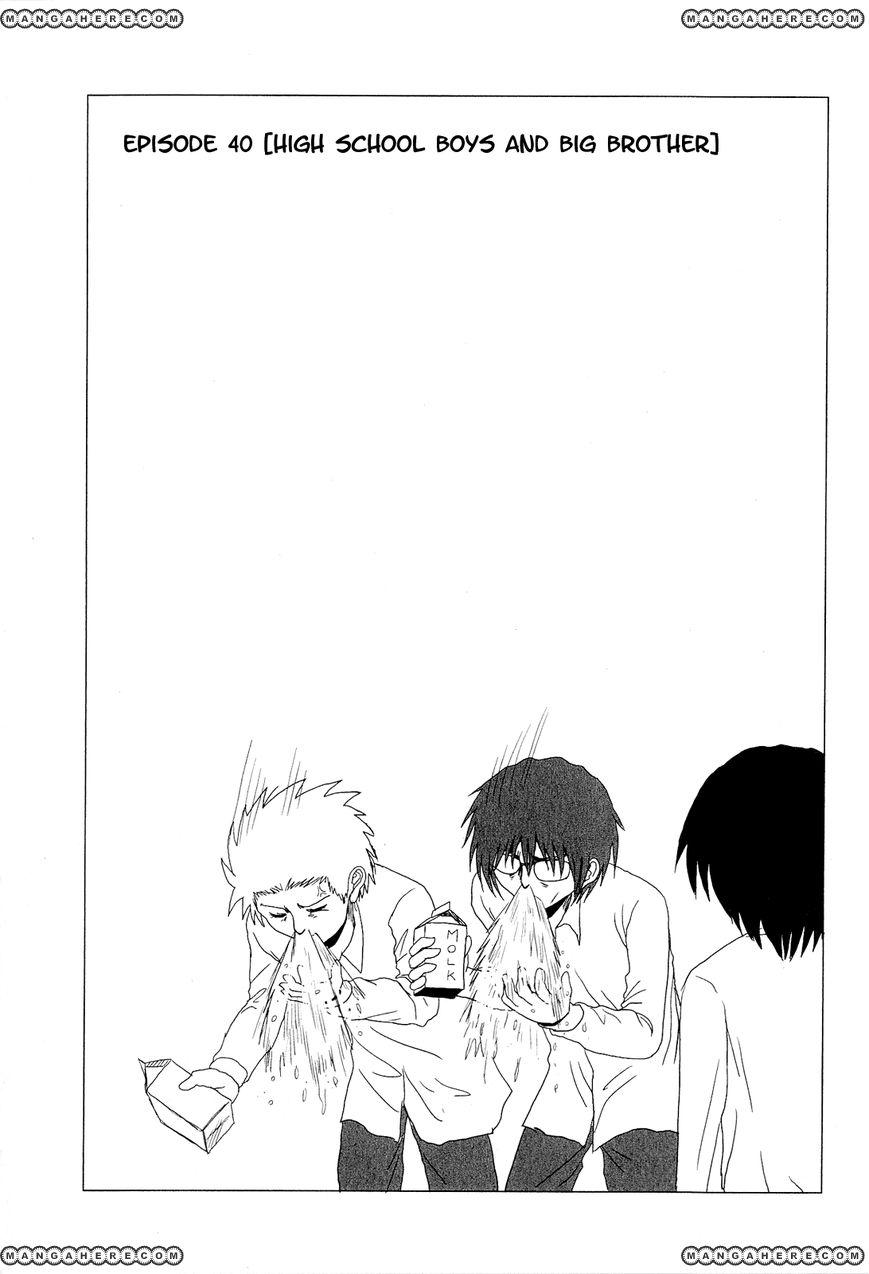 Danshi Koukousei no Nichijou 40 Page 1