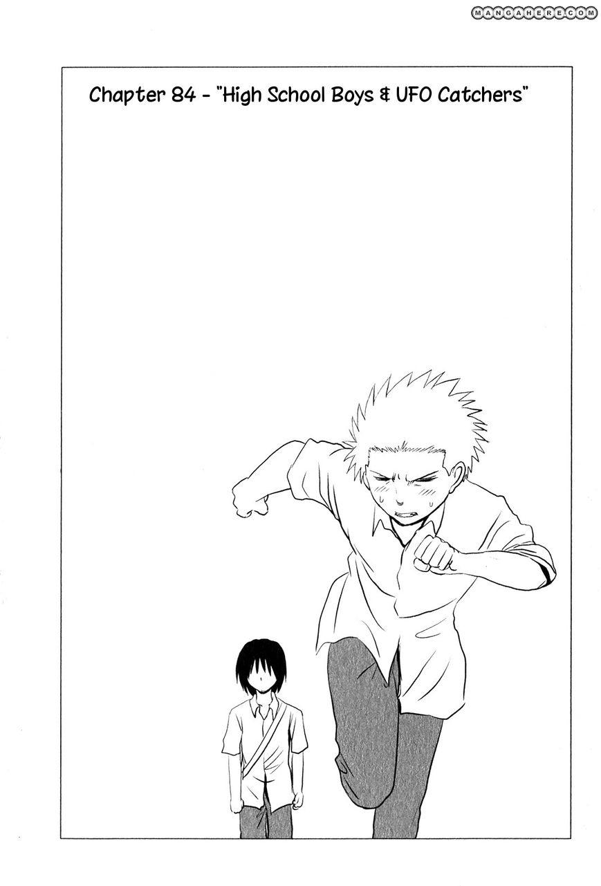Danshi Koukousei no Nichijou 84 Page 2