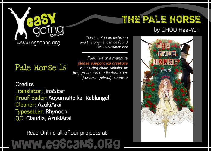 The Pale Horse 16 Page 1
