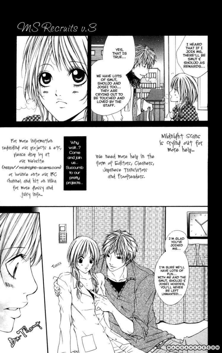 Chocolate Girl 3 Page 1