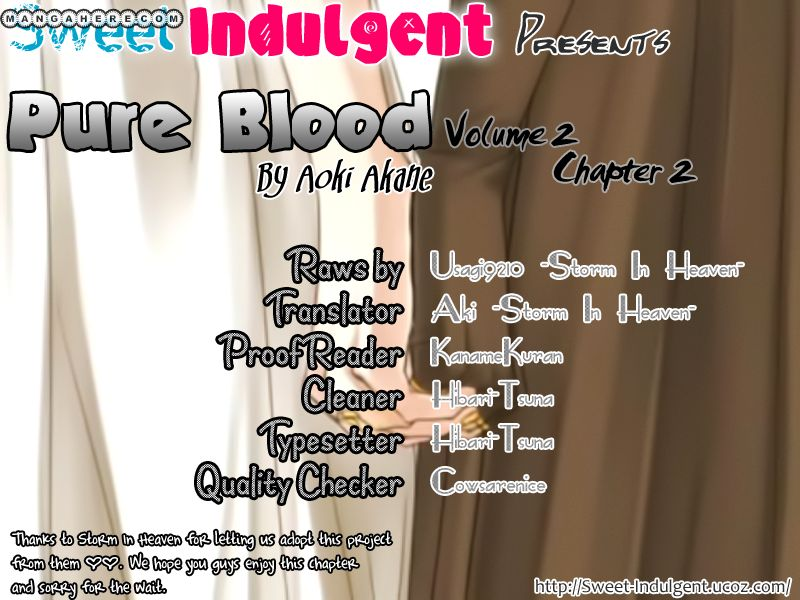 Pure Blood 6 Page 3