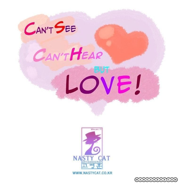 Can't See Can't Hear But Love 1 Page 1