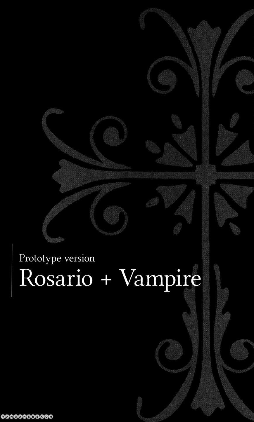 Rosario+Vampire Season II 61.5 Page 2