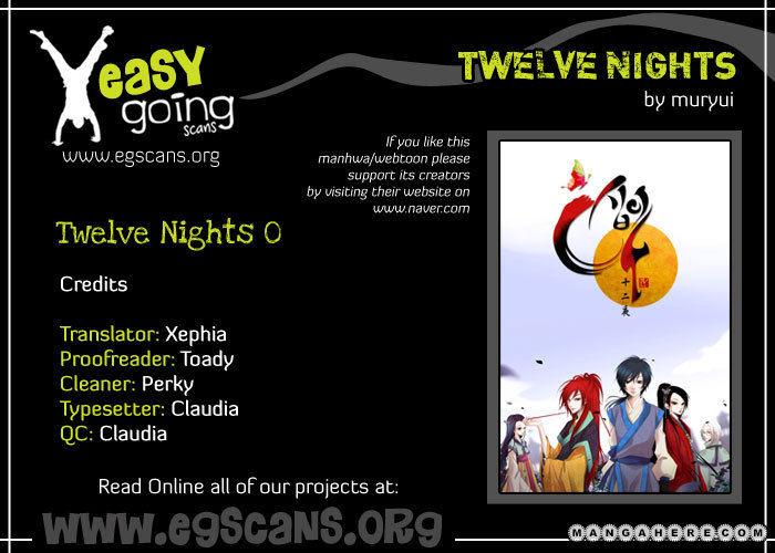 Twelve Nights 0.1 Page 2