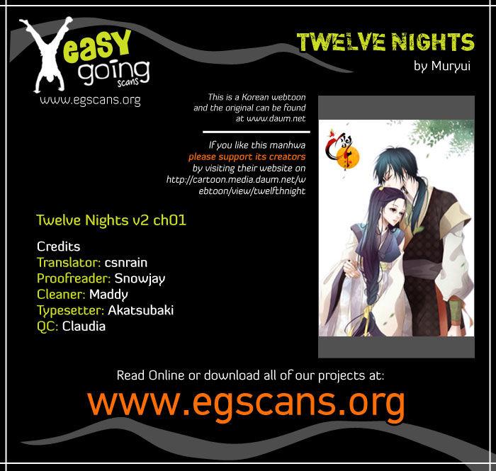 Twelve Nights 23 Page 1