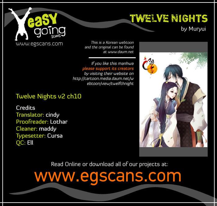 Twelve Nights 33 Page 1