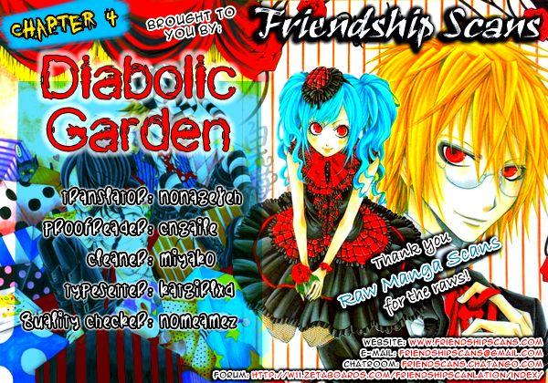 Diabolic Garden 4 Page 1