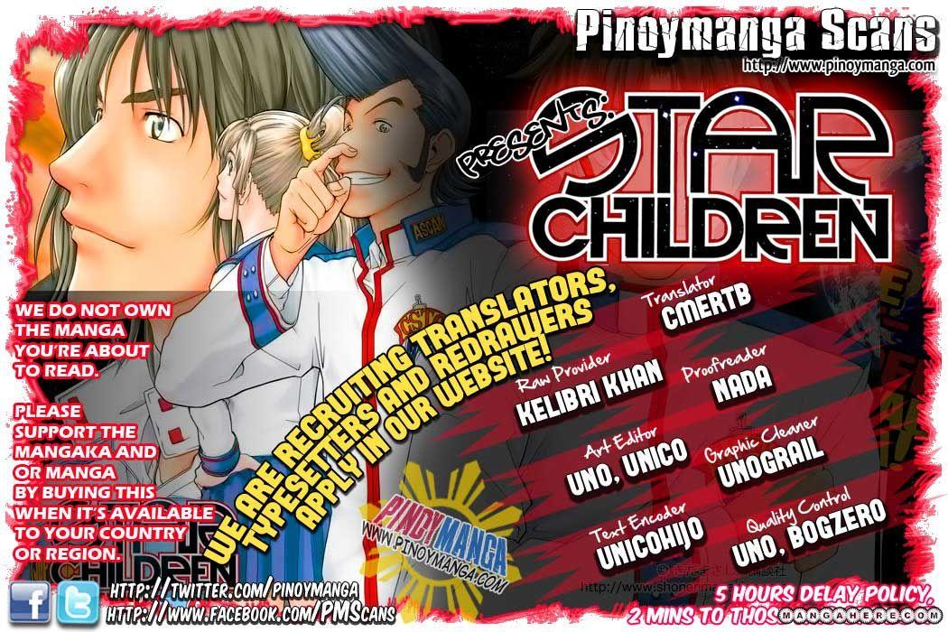 Star Children 10 Page 1