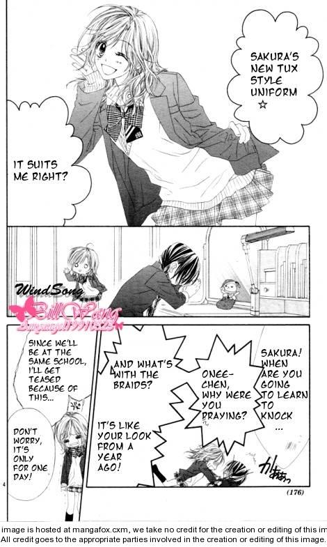 Kyou, Koi wo Hajimemasu 36 Page 4
