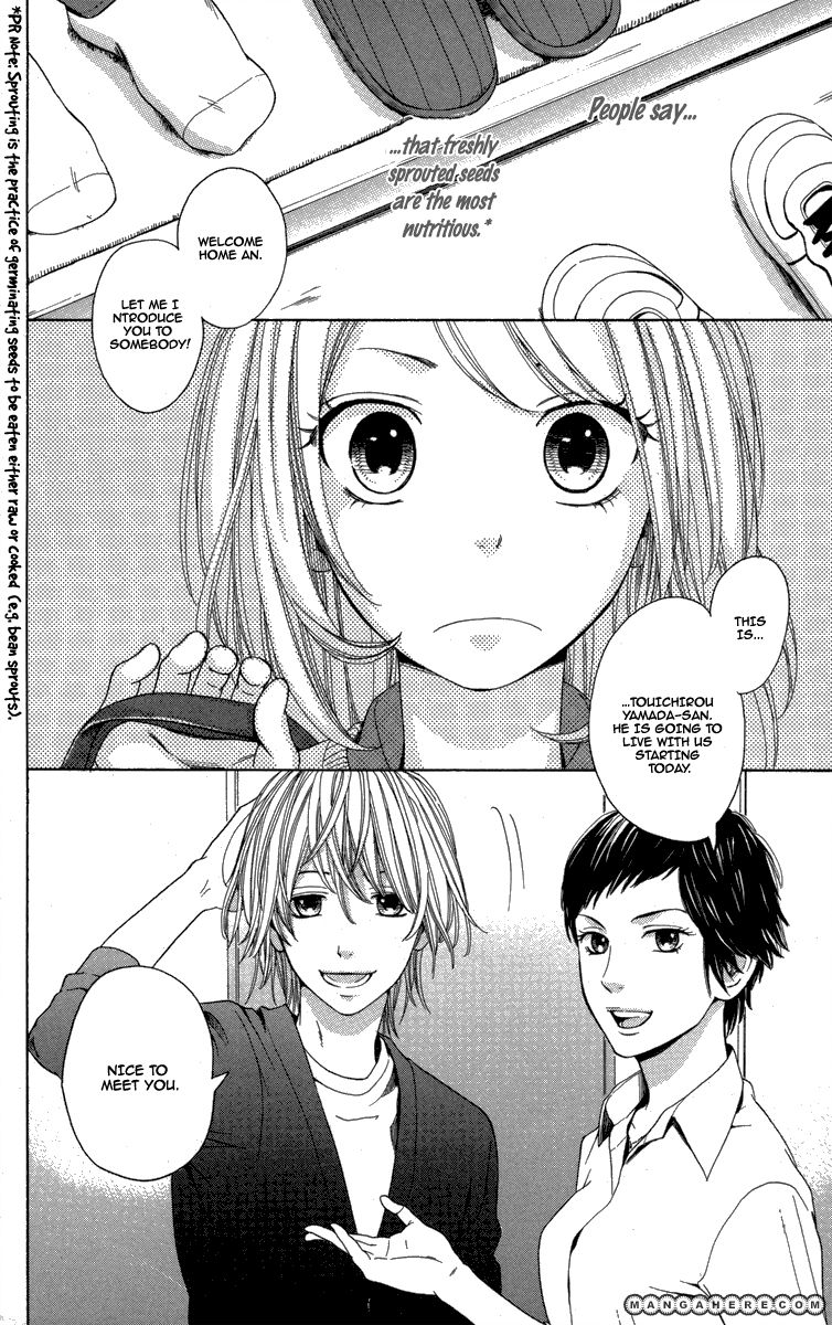 Moyashi Otoko to Tane Shoujo 1 Page 5