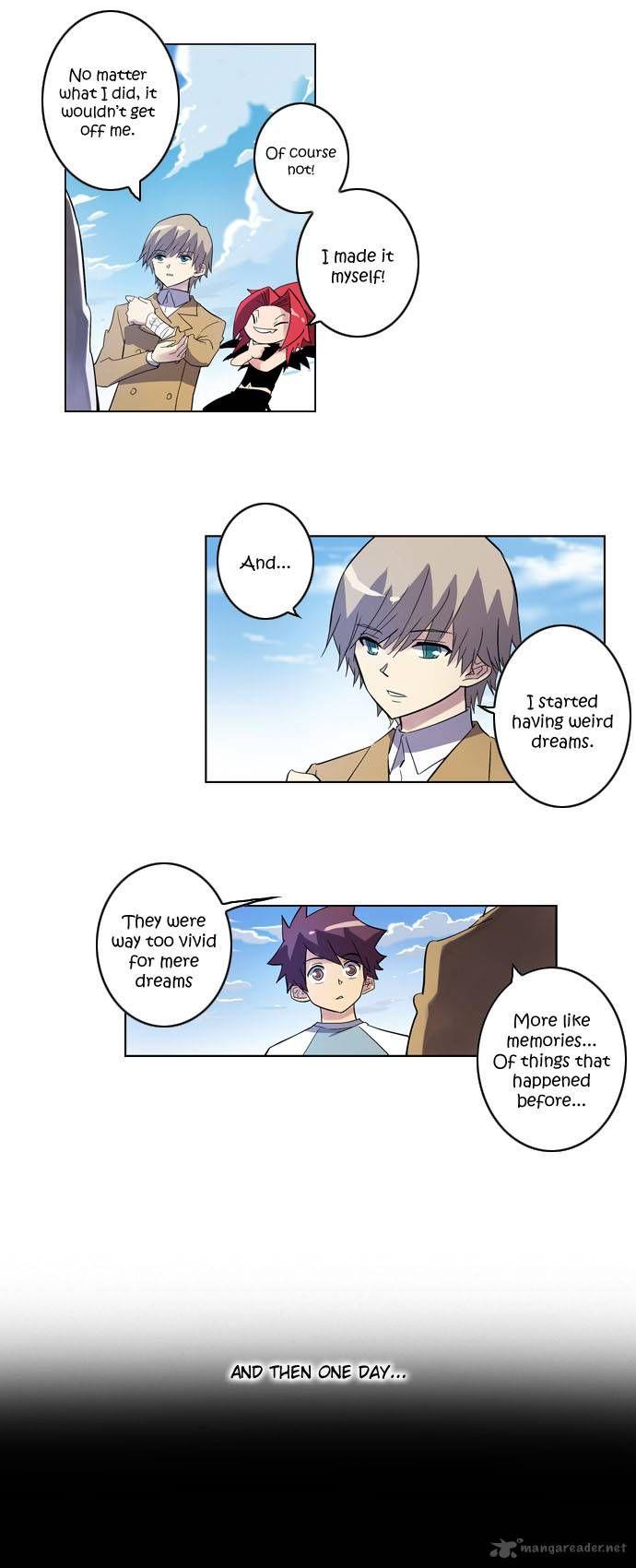 Soul Cartel 9 Page 3