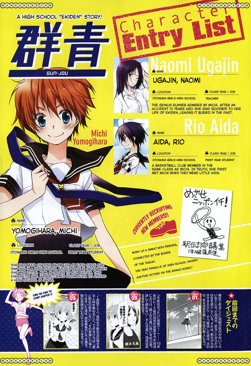 Gunjou (KIRIHARA Idumi) 7 Page 3