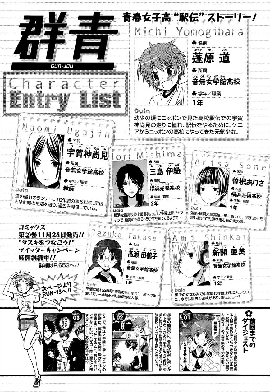 Gunjou (KIRIHARA Idumi) 13 Page 2