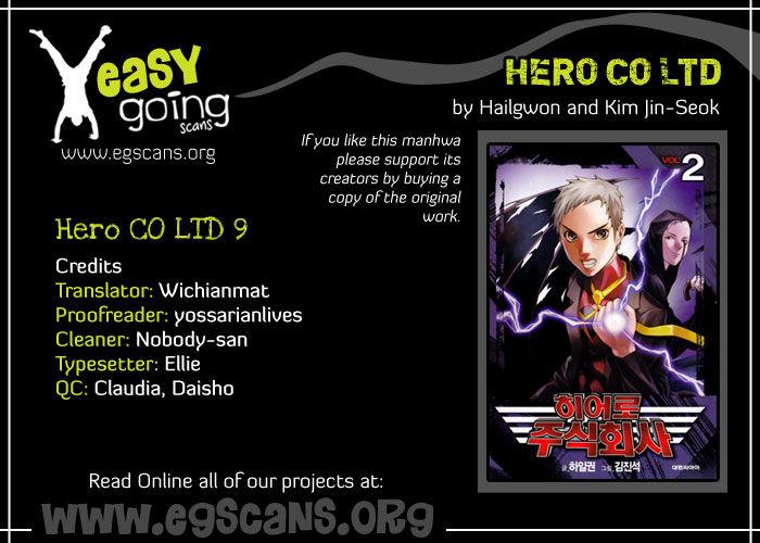 Hero Co., Ltd. 9 Page 1